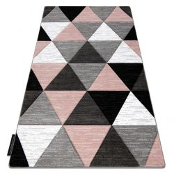 Matta ALTER Rino Triangles rodna rosa