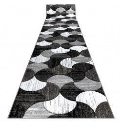 Tapis de couloir ALTER Geo coquillages gris
