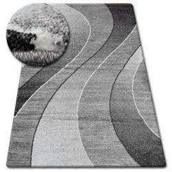 Shadow szőnyeg 8595 vizon / fehér