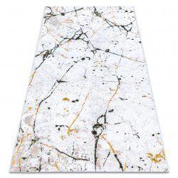 Teppich ACRYL DIZAYN 8986 elfenbein / grün