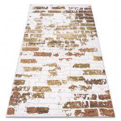 Carpet ACRYLIC DIZAYN 125/5057 ivory / green