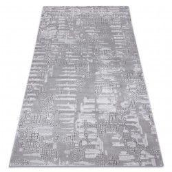 Akril DIZAYN szőnyeg 8840 világos szürke