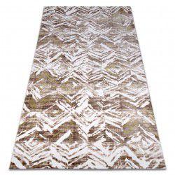Akril DIZAYN szőnyeg 121 bézs / zöld