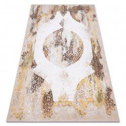 Carpet ACRYLIC USKUP Ornament Vintage 355 beige