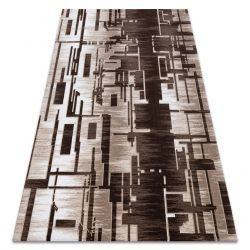 Carpet ACRYLIC USKUP Geometric 9481 beige