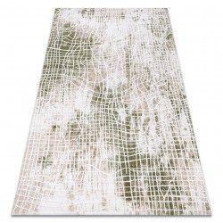 Teppich ACRYL USKUP 9483 elfenbein / grün