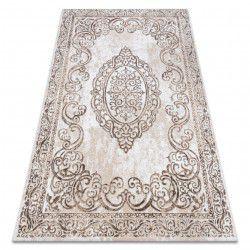Carpet ACRYLIC USKUP Ornament 9485 beige