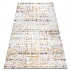 Akril DIZAYN szőnyeg 124/7058 sárga