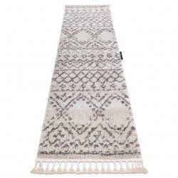 Szőnyeg, Futó szőnyegek BERBER RABAT krém - a konyhához és a folyosóra