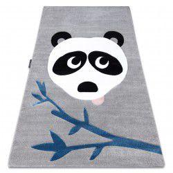 Tapis PETIT PANDA gris