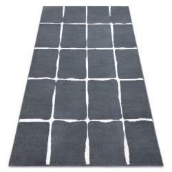 Tæppe BCF FLASH 33067870 kontrolmønster grå