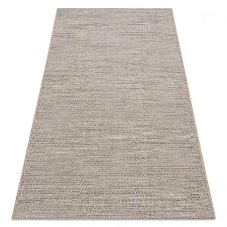 Carpet SISAL FORT 36201852 beige uniform one-color melange