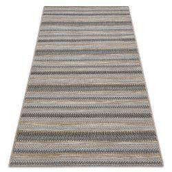 Teppich FORT SISAL 36208852 beige farbige Streifen Boho
