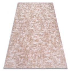 Carpet wall-to-wall SOLID beige 30 CONCRETE