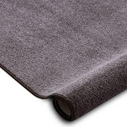 SANTA FE szőnyegpadló barna 42 egyszerű, egyszínű
