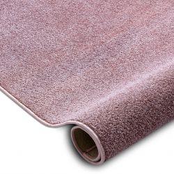 Passadeira carpete SANTA FE corar rosa 60 avião cor sólida