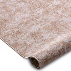 Passadeira carpete SOLID bege 30 CONCRETO