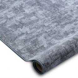 Passadeira carpete SOLID cinzento 90 CONCRETO