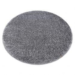 Carpet SHAGGY NARIN circle P901 grey