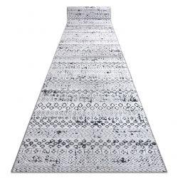Passadeira Structural SIERRA G6042 tecido liso bege / creme - geométrico, étnico