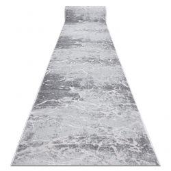 Tapis de coluoir Structural MEFE 6182 deux niveaux de molleton gris