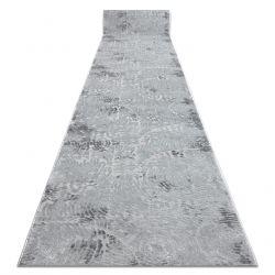 Tapis de coluoir Structural MEFE 8725 deux niveaux de molleton gris