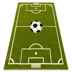 Alfombra PILLY 4765 - Campo de futbol Pelotas Pelota verde