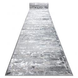 Tapis de coluoir Structural MEFE 6184 deux niveaux de molleton gris foncé