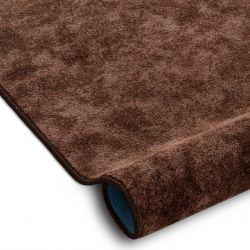 Fitted carpet SERENADE 822 brown