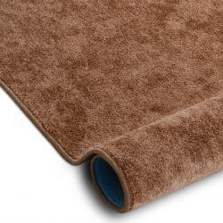 Serenade szőnyegpadló szőnyeg 827 fényes barna