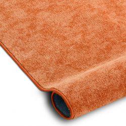 Passadeira carpete SERENADE 313 cor de laranja