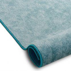 Passadeira carpete SERENADE turquesa 586