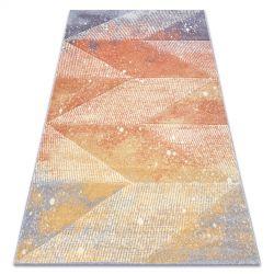Matto FEEL 5756/17944 ROMBIT beige/terrakotta/violetti