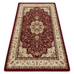 Teppich ROYAL AGY modell 0521 rotwein