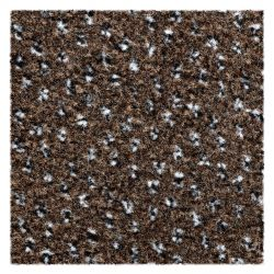 Fitted carpet TRAFFIC brown 860 AB