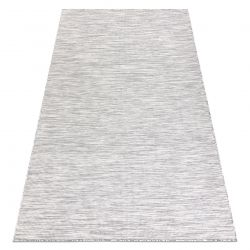 Koberec SISAL PATIO 2778 ploché tkanie sivá