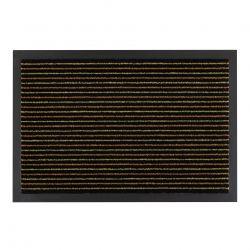 Придверный ковер прорезиненный TANGO żółta