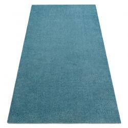 Nowoczesny dywan do prania LATIO 71351099 turkusowy