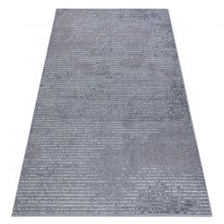 Carpet HEOS 78596 silver / pink LINES