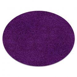 Carpet round ETON purple