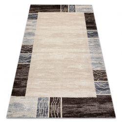 Carpet SOFT 6460 T70 13 white / cream