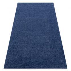 Carpet SOFT 2485 T73 55 dark blue