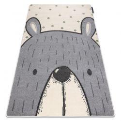 Dywan PETIT BEAR miś, niedźwiadek krem