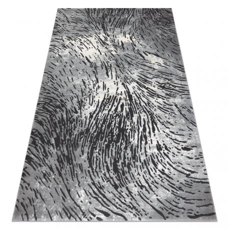Carpet ZARA 0W3983 P50 520 - structural two levels of fleece grey / beige