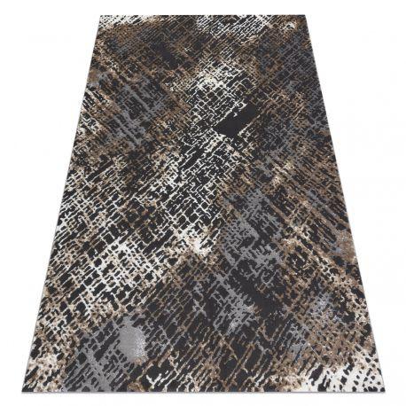 Carpet ZARA 0W3982 P50 520 - structural two levels of fleece grey / beige