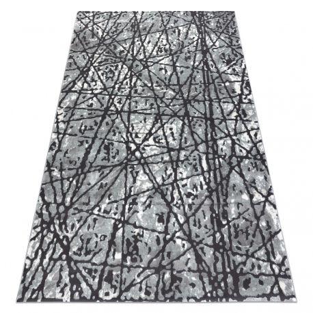 Carpet ZARA 0W7053 P50 140 - structural two levels of fleece grey
