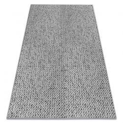 Teppich Teppichboden CASABLANCA grau