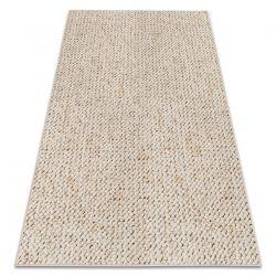 Teppich Teppichboden CASABLANCA creme