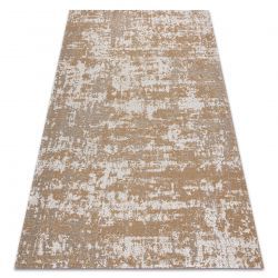 Carpet CASA, ECO SISAL Boho vintage 2809 cream / yellow, recycled carpet