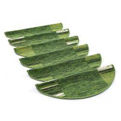 Tappeti per scale autoadesivi ADAGIO verde